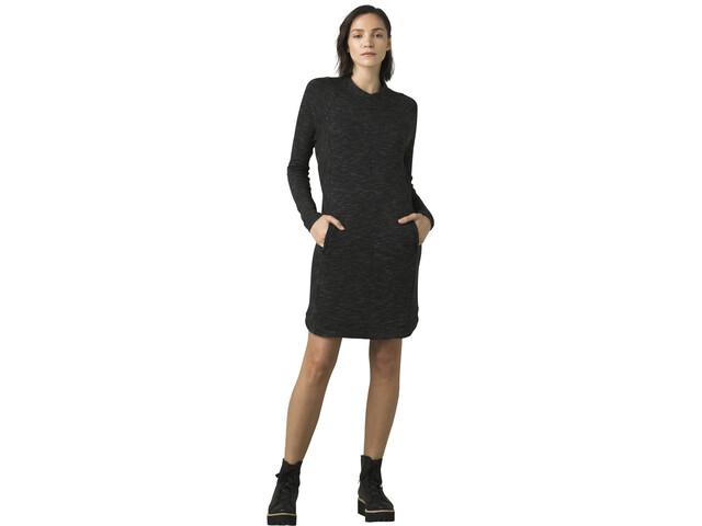 Prana Sindri Vestido Mujer, negro